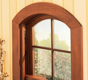 Marvin Windows and Doors Double Hung Chain and Pulley