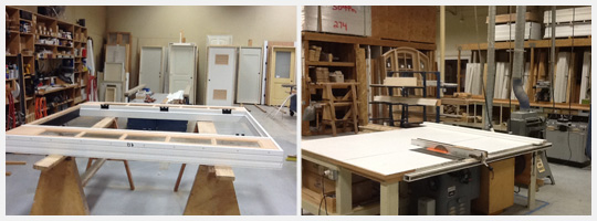 Pioneer | Millwork Window and Door Shop