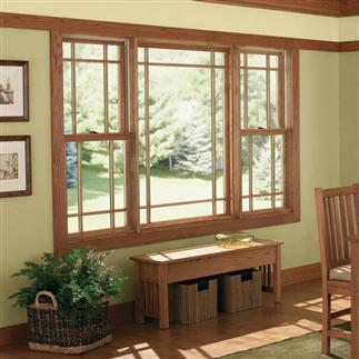 Wood Ultrex Double Hung