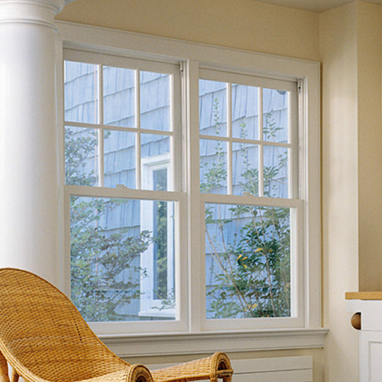 Marvin Windows and Doors Tilt Pac Double Hung Sash Replacement System