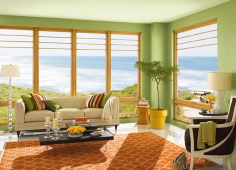 Marvin Windows and Doors Ultimate Cranking Awning Window