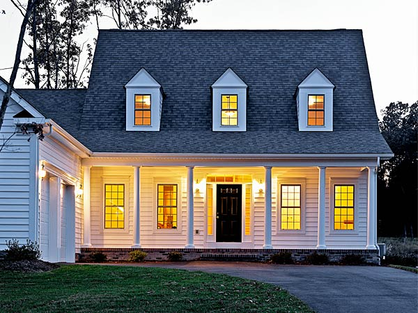 Milgard windows and doors pioneer millwork for Cape cod front door styles