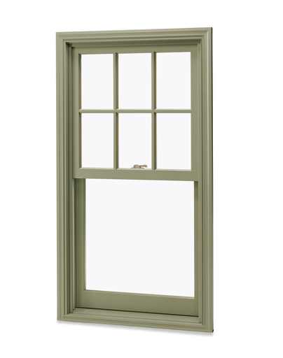 Pioneer Millwork Marvin Double Hung Windows