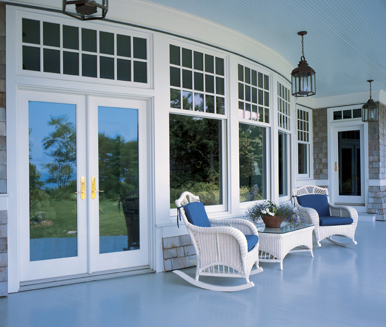Elegant Marvin Windows And Doors   Inswing French Patio Door