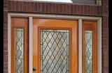 Simpson Door Company - Queen Anne Exterior Door